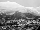 Breckenridge from Shock Hill (west) 1896