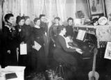Ladies S.J.A. glee club 1897-1900 Breckenridge, Colo