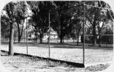 Tennis court Columbus Park 38th & Osage