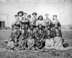 Camp Modoc, Indian Territory