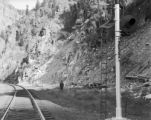 Glenwood Canyon - M. P. 352.2