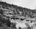 Cliff Dwellings Manitou, Co