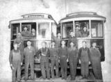 Tramway employees
