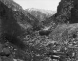 Glenwood Canyon below Shoshone