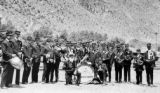 Columbine Band, Georgetown, Colorado