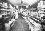 Emil Anderson in Kneisel - Anderson Store, built 1893