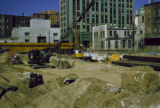 Begin construction 17th & Welton