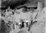 Mesa Verde Cliff Palace (after excavation)