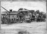 Blacksmith and carriage repair shop