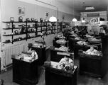 General view of west section of main shop Orville R. Hagans Associated Enterprises