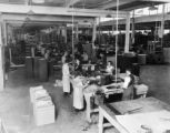 Shwayder Trunk Mfg. Company interior