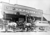 Tivoli beer wagon, Denver