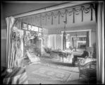 Interior Hotel Campion, Twin Lakes, Colo. Midland Ry.