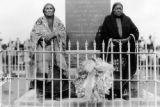 Two wives of Quanah Parker - Topay & Tonicy