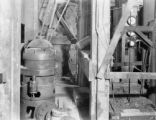 Climax, Colo., pump motor at top of shaft, Phillipson level