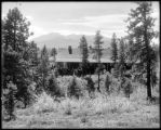 Assembly hall, Skelton's Mtn. Ranch, Colo. Midland Ranch