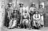 Shoshones, Chief Washakie and Chiefs