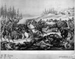 The capture and killing of Sitting Bull