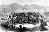 The Indian battle and massacre near Fort Philip Kearney, Dacotah Territory, December 21, 1866