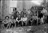 Chaffee County Sedalia Mine- miners