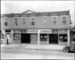 McKenzie Garage, Denver
