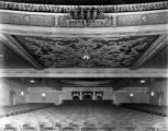 Tabor Theater - under the balcony