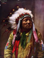 Painted Horse Chief