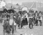 Pueblo Indian Dance