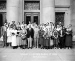 Gordon V. Comer's Class of 1936 Denver, Colo.