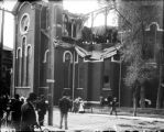 St. John's Cathedral fire