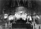Easter 1916 children's choir