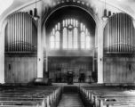 Montview Presbyterian Church interior