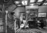 William N. Byers residence interior