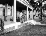 Byers residence porch