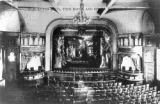 Interior of Wheeler Opera House