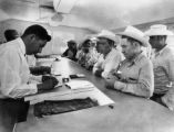 Braceros at Ft. Lupton unemployment office
