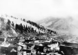 Creede under construction in 1892