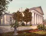 The Custis-Lee Mansion, Arlington, Virginia