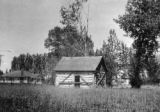 Arvada P. O. Wadsworth cabin, 1859