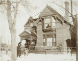Unidentified residence exterior