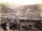 Glenwood Springs from so. w.