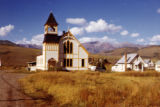 Crested Butte, Community Church, about 1955