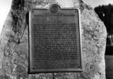 Conejos County, plaque on Our Lady of Guadalupe, in town of Conejos, oldest church structure in...