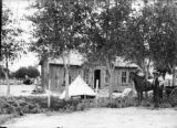 A.E. Buddecke's ranch near Montrose
