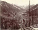 Chatanooga [sic] - Ouray and Silverton R. R.
