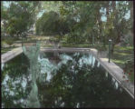 Reflecting pool - Gano