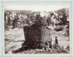 Ruins near Fort Wingate, N.M.