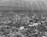 Aerial view of Denver, Colorado