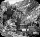 The upper town, Creede mining camp, Colo.
