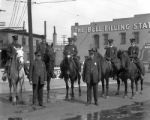 Denver Police Department, mounted patrol